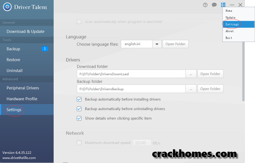 Driver Talent Pro 7.1.4.22 Crack + Activation Key Free Download [ Latest ]