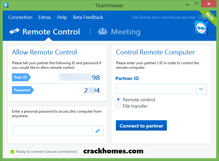 TeamViewer 13.2.14327 Crack + License Key All Version Free Download [Portable]