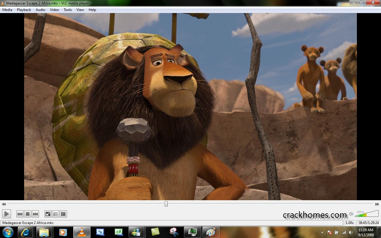 VLC Media Player 3.0.1 Crack Portable Latest Version Free Download