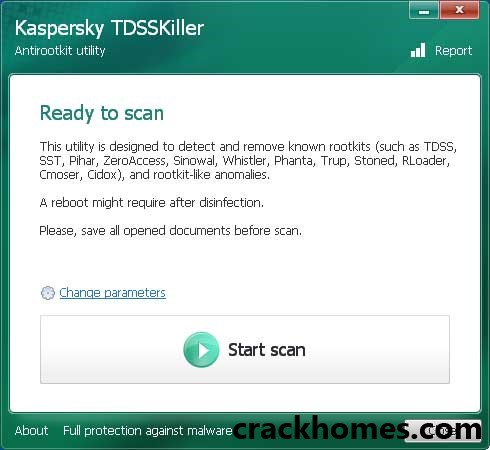 Kaspersky TDSSKiller 2019 Crack Full Download [Portable]