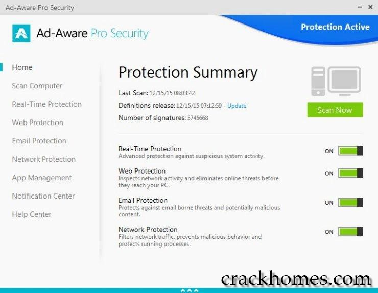 Ad-Aware Pro Security 12 Activation Code + Full Crack