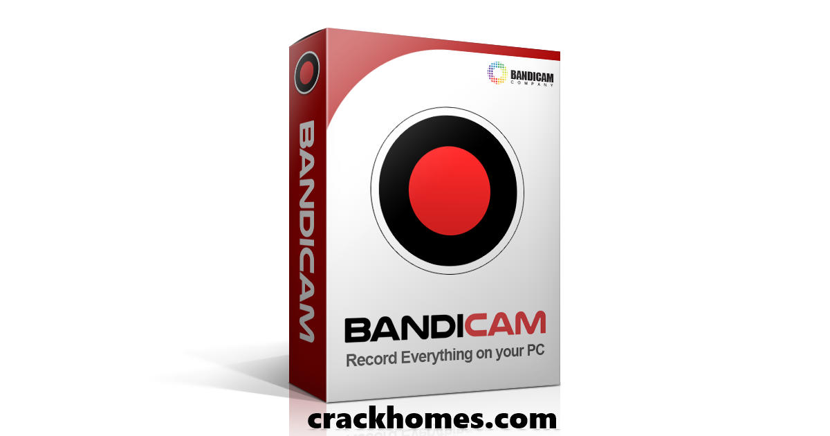 Bandicam Crack + Serial Key 2018 Free Download