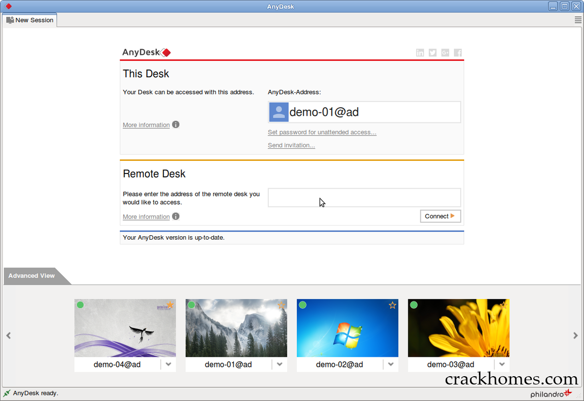 AnyDesk Premium 5 2 1 Crack + License Key Full Version {2019}