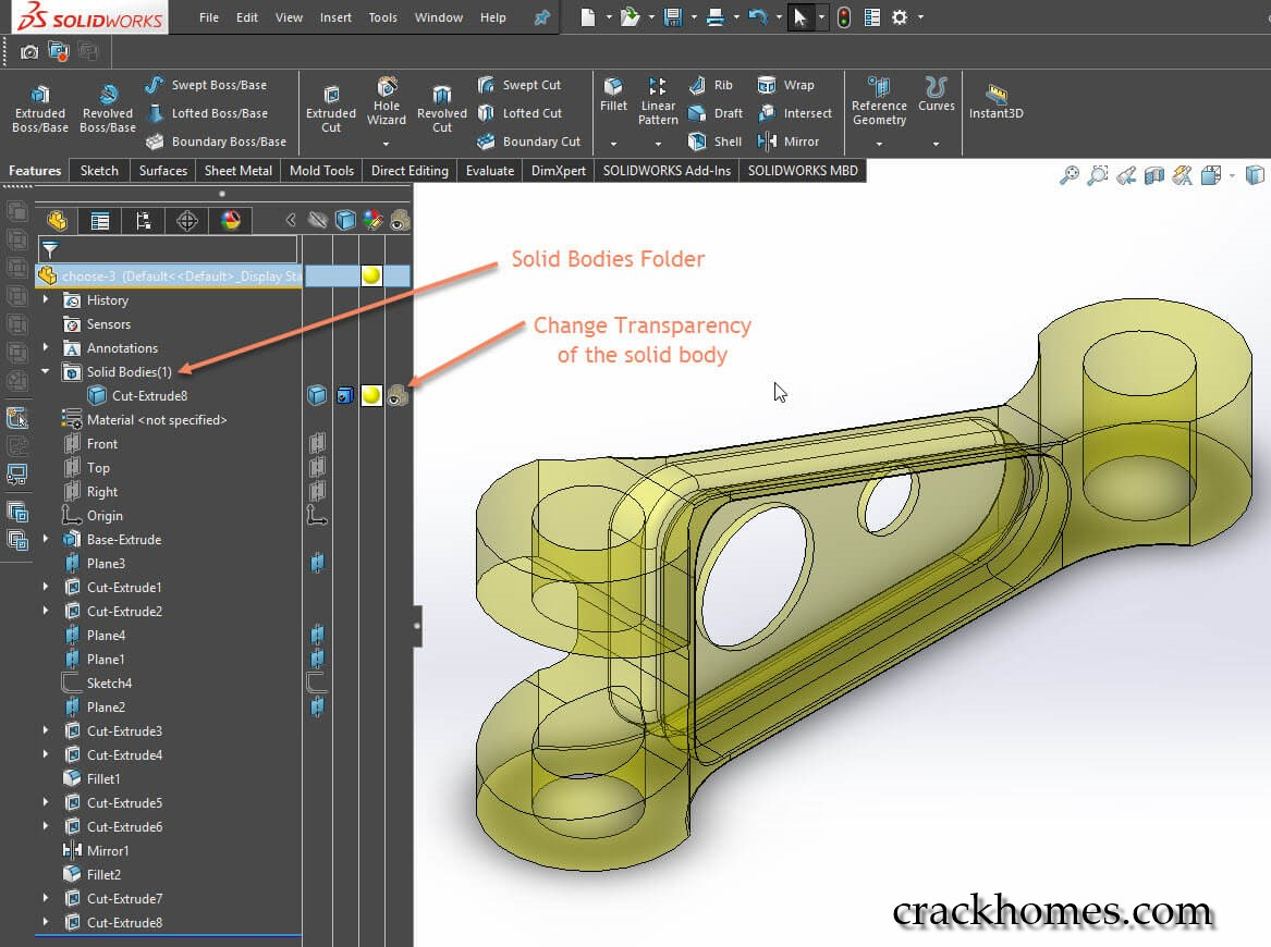 SolidWorks 2019 Crack + Activator with Serial Number [Latest]