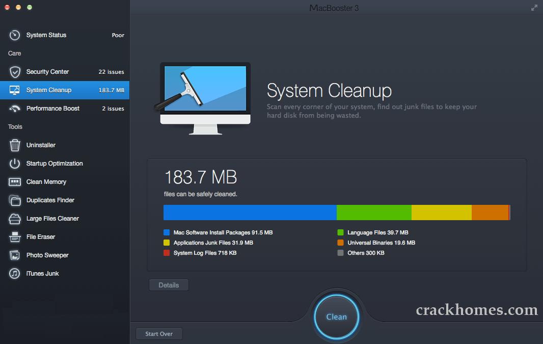 MacBooster Crack + License Key Latest Version Download