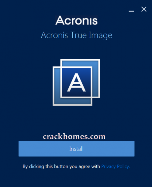 Acronis True Image 2019 Crack + Serial Key with Keygen [Latest]