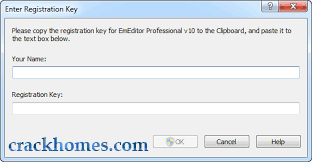 EmEditor Professional 18 3 2 Crack + Registration Key [32/64