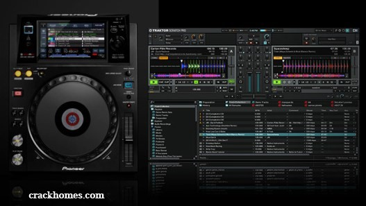 traktor dj studio torrent