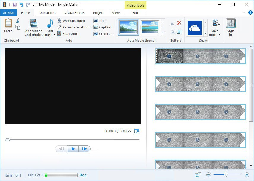 Window Movie Maker torrent